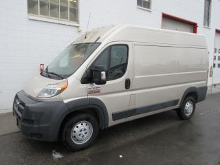 Used 2015 RAM ProMaster 1500 High Roof for sale in Calgary, AB