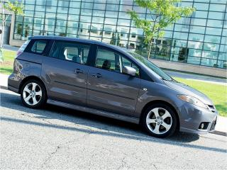 Used 2007 Mazda MAZDA5 GT|LEATHER|SUNROOF|DVD|ALLOYS for sale in Toronto, ON
