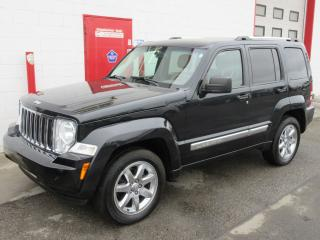 Used 2010 Jeep Liberty Limited Edition for sale in Calgary, AB