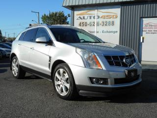 Used 2010 Cadillac SRX ***PREMIUM,4X4,CUIR*** for sale in Longueuil, QC