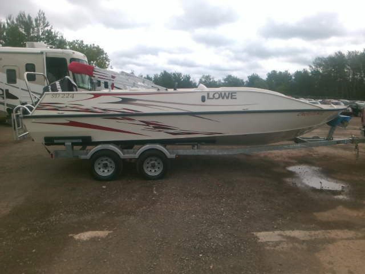 2012 LOWE AN160 SD224