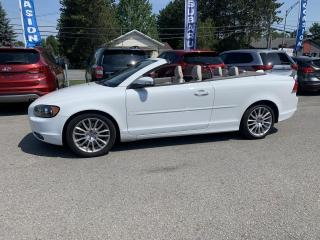 Used 2009 Volvo C70 T5 ** CONVERTIBLE ** for sale in Victoriaville, QC
