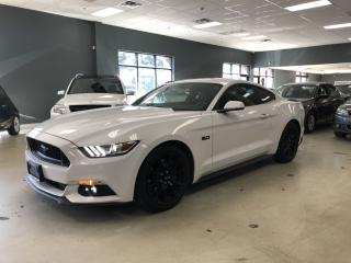 Used 2017 Ford Mustang GT PREMIUM*NAVIGATION*REAR VIEW CAMERA*FULLY LOADE for sale in North York, ON