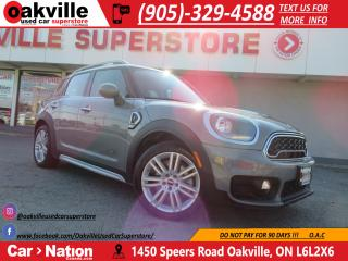 Used 2018 MINI Cooper Countryman ALL4 S | LEATHER | B/U CAM | SUNROOF | for sale in Oakville, ON