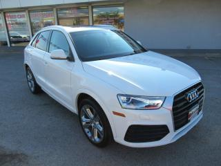 Used 2018 Audi Q3 2.0T Progressiv | LEATHER | PANOROOF | B/U CAM for sale in Oakville, ON