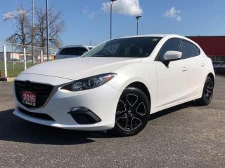 Used 2015 Mazda MAZDA3 Sport GX**Bluetooth**Push Start**Automatic** for sale in Mississauga, ON