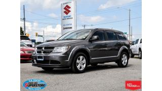 Used 2013 Dodge Journey SE Plus for sale in Barrie, ON