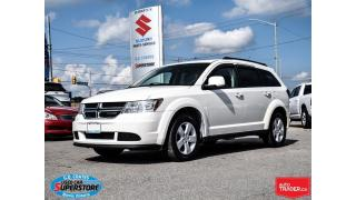 Used 2011 Dodge Journey SE for sale in Barrie, ON