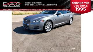 Used 2011 Jaguar XJ XJL NAVIGATION/PANORAMIC ROOF for sale in North York, ON