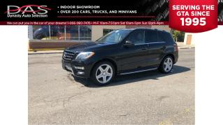 Used 2015 Mercedes-Benz ML-Class ML350 BlueTEC 4MATIC AMG NAVIGATION/PANO ROOF for sale in North York, ON