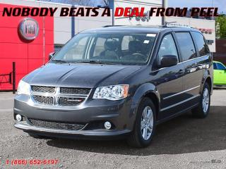 New 2017 Dodge Grand Caravan Crew for sale in Mississauga, ON