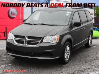 New 2018 Dodge Grand Caravan SXT PLUS for sale in Mississauga, ON