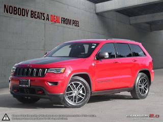 Used 2018 Jeep Grand Cherokee Trailhawk for sale in Mississauga, ON