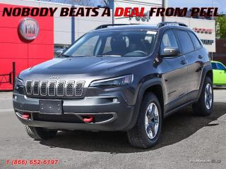 New 2019 Jeep Cherokee Trailhawk Elite for sale in Mississauga, ON