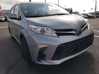 Used 2018 Toyota Sienna LE 8-Passenger-Lane departure-Adaptive cruise for sale in North York, ON
