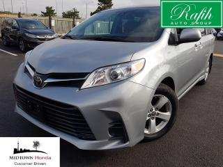 Used 2018 Toyota Sienna LE 8-Passenger-Power door/Rear camera for sale in North York, ON