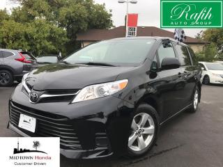 Used 2018 Toyota Sienna LE-8 Passenger-Toyota Safety Sense for sale in North York, ON