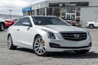 Used 2015 Cadillac ATS AWD Bluetooth Remote Start Heated Seats for sale in Thornhill, ON