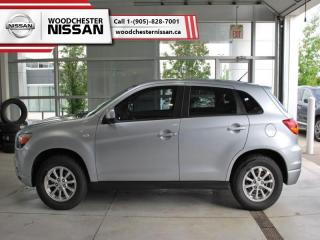 Used 2012 Mitsubishi RVR SE  - Bluetooth -  Heated Seats - $100.54 B/W for sale in Mississauga, ON