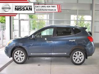 Used 2013 Nissan Rogue SV  - Premium Package - $91.51 B/W for sale in Mississauga, ON