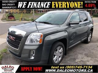 Used 2013 GMC Terrain SLE-2 | BACK UP CAMERA | HEATED SEATS | BLUETOOTH for sale in Hamilton, ON