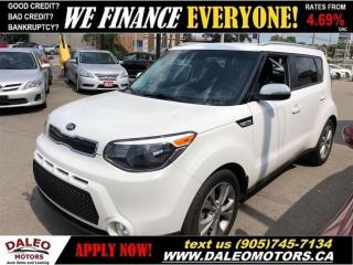 Used 2015 Kia Soul EX| BLUETOOTH| SATELLITE RADIO| LOW KM'S for sale in Hamilton, ON