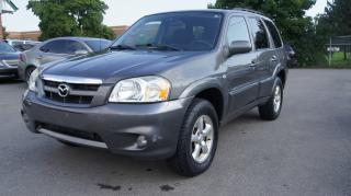 Used 2006 Mazda Tribute V6 * AWD * AS-IS SPECIAL for sale in Woodbridge, ON