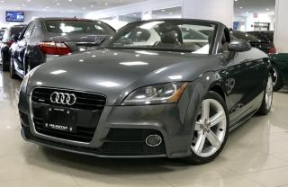 Used 2012 Audi TT Roadster|S-LINE for sale in North York, ON