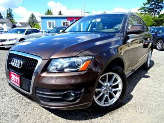Used 2011 Audi Q5 3.2Q Premium for sale in Guelph, ON