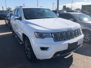 Used 2017 Jeep Grand Cherokee Overland**Panoramic Roof**Trailer TOW Group** for sale in Mississauga, ON