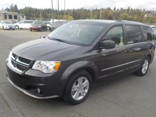 Used 2017 Dodge Grand Caravan Crew for sale in Burnaby, BC
