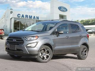Used 2018 Ford EcoSport SES for sale in Carman, MB