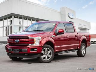 New 2018 Ford F-150 Lariat for sale in Winnipeg, MB