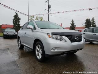 Used 2011 Lexus RX 350 ONE OWNER-LOW Monthly PAYMENTS!! for sale in Edmonton, AB