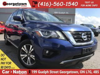 Used 2017 Nissan Pathfinder SV | KEYLESS | BACK UP CAM | DUAL CLIAMTE for sale in Georgetown, ON