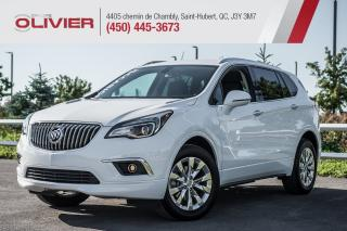 Used 2017 Buick Envision Essence + Awd for sale in St-hubert, QC