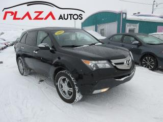 Used 2009 Acura MDX Tech. Package for sale in Beauport, QC