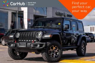 New 2018 Jeep Wrangler Unlimited Rubicon 4x4|Tech.Pkg|Trailer Tow Pkg|Pwr.Opts|17