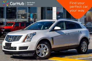 Used 2015 Cadillac SRX Luxury AWD|Driver Assist Pkg|Pano_Sunroof|Keyless_Go|18