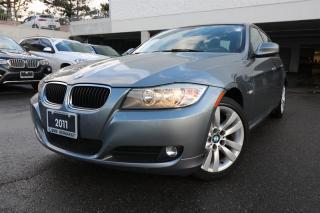 Used 2011 BMW 323i Sedan Luxury Ed. PG77 for sale in Newmarket, ON