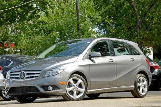 Used 2014 Mercedes-Benz B250 for sale in Ottawa, ON