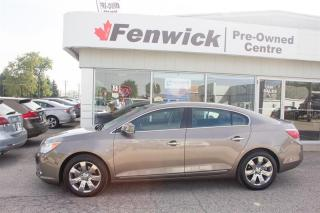 Used 2011 Buick LaCrosse CXL 1SA for sale in Sarnia, ON