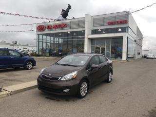 Used 2012 Kia Rio SX for sale in Red Deer, AB