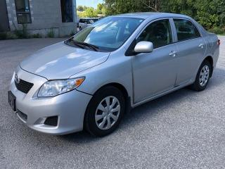 Used 2009 Toyota Corolla CE Automatic AC for sale in Ottawa, ON