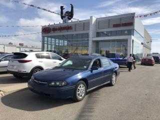 Used 2004 Chevrolet Impala Base for sale in Red Deer, AB