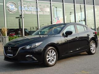 Used 2016 Mazda MAZDA3 GS MAZDA CERTIFIED PRE OWNED for sale in Scarborough, ON