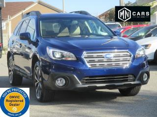 Used 2015 Subaru Outback 2.5i Limited w/NAVIGATION for sale in Ottawa, ON