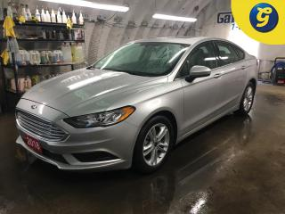 Used 2018 Ford Fusion SE*SUNROOF*DOWNHILL ASSIST*AUTO CLIMATE/CLIMATE CONTROL*POWER SEATS/WINDOWS/LOCKS/MIRRORS*HANDSFREE STEERING WHEEL CONTROL*VOICE RECOGNITION*CRUISE CO for sale in Cambridge, ON