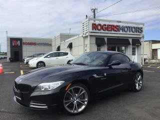 Used 2014 BMW Z4 sDrive35i - NAVI - CONVERTIBLE for sale in Oakville, ON