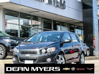 Used 2014 Chevrolet Sonic LTZ for sale in North York, ON
